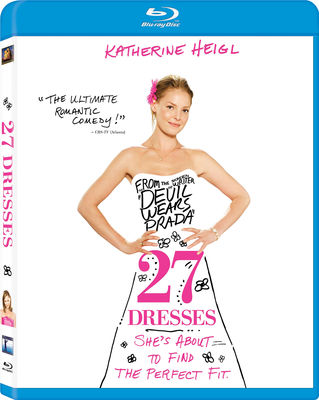 27 Dresses Repackaged Blu-Ray