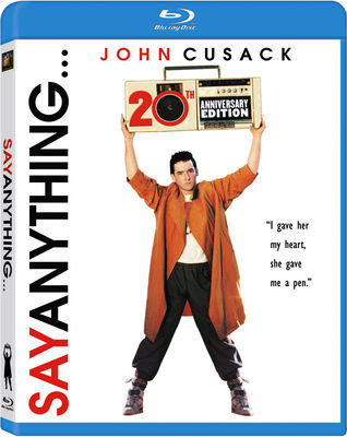Say Anything 20th Anniversary Edition Blu-ray
