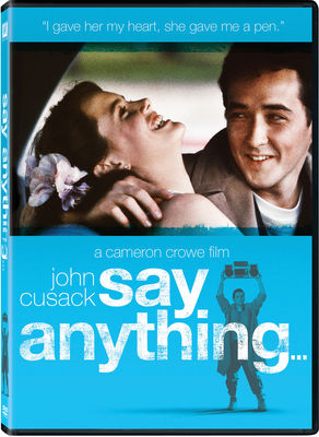 Say Anything Repackaged DVD