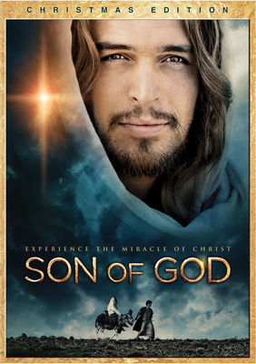 Son of God with Christmas Edition O-Ring DVD