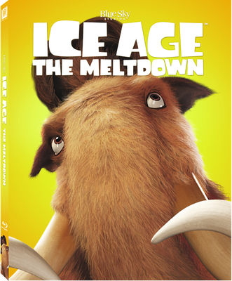 Ice Age: The Meltdown Blu-ray Triple Play w/ Family Icons Oring Blu-Ray