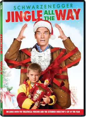 Jingle All The Way Repackaged DVD