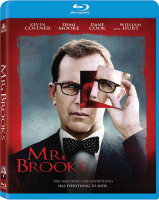 Mr. Brooks Blu-ray Repackaged