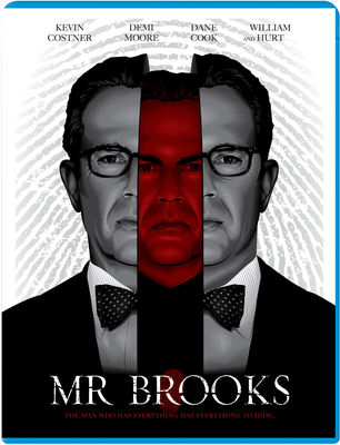 Mr. Brooks Blu-ray w/ Halloween FP Blu-Ray