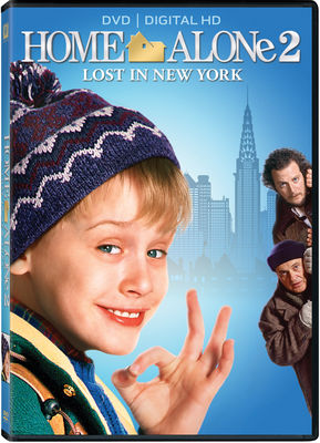 Home Alone 2: Lost in New York Repackaged DVD