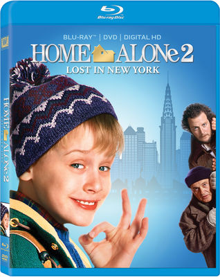 Home Alone 2: Lost in New York Blu-ray Repackaged