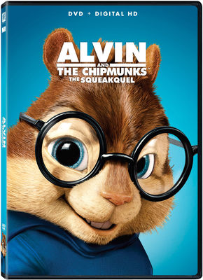 Alvin and the Chipmunks: The Squeakquel Family Icons DVD