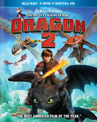 How to Train Your Dragon 2 Blu-ray Blu-Ray