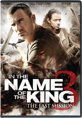 In the Name of the King 3: The Last Mission DVD