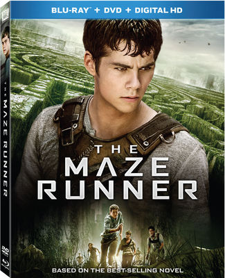Maze Runner, The Blu-ray
