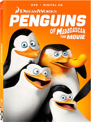 Penguins of Madagascar w/ Icons Oring DVD