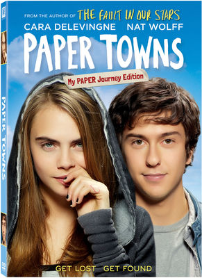 Paper Towns My Paper Journey Edition DVD