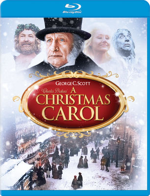 A Christmas Carol Repackaged Blu-Ray