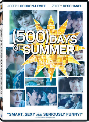 500 Days of Summer Repackaged DVD