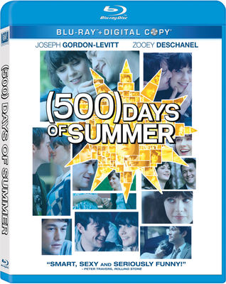 500 Days of Summer Repackaged Blu-Ray