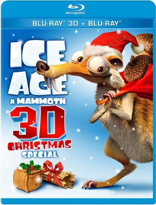 Ice Age: A Mammoth Christmas Special Blu-ray 3D