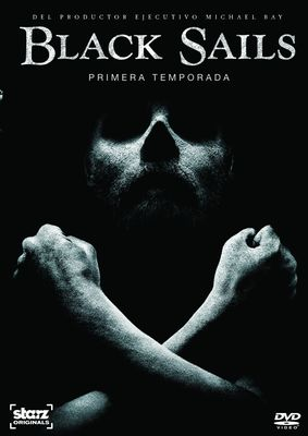 Black Sails. Temporada 1 en DVD