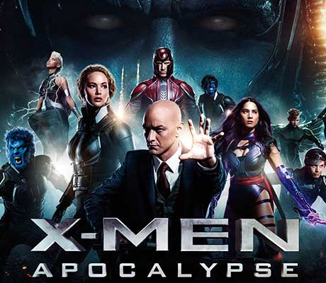 X-Men Apocalipsis. Ya en cines