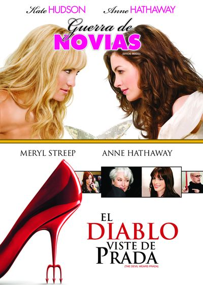 BRIDE WARS / DEVIL WEARS PRADA
