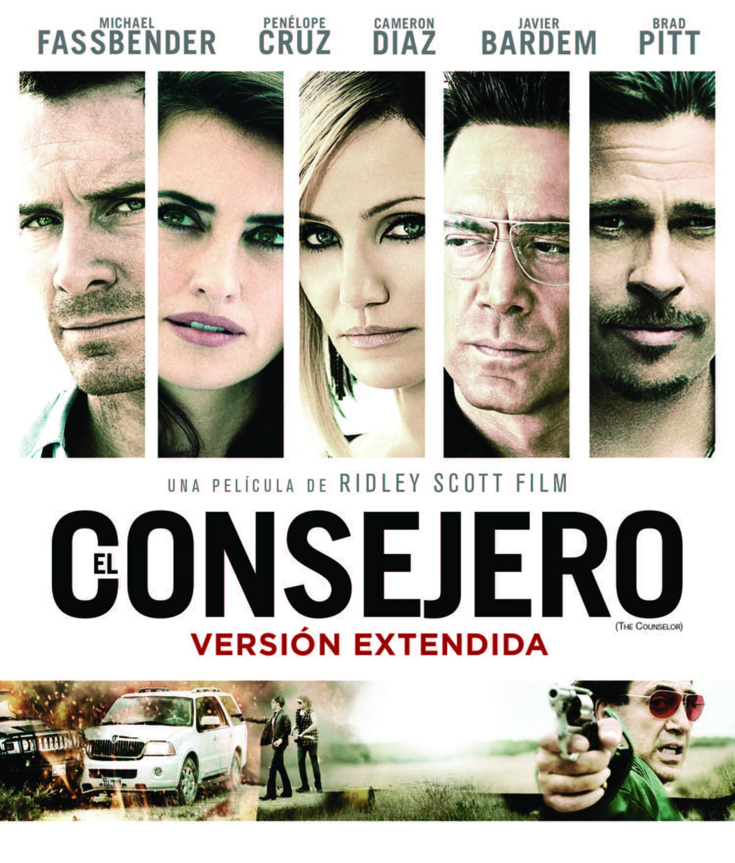 El Consejero Blu-Ray Digital HD