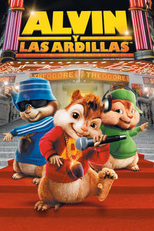 ALVIN Y LAS ARDILLAS DIGITAL HD