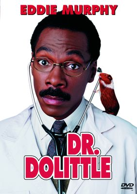 DOCTOR DOLITTLE (1998) DVD