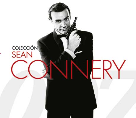 James Bond - Colección Sean Connery