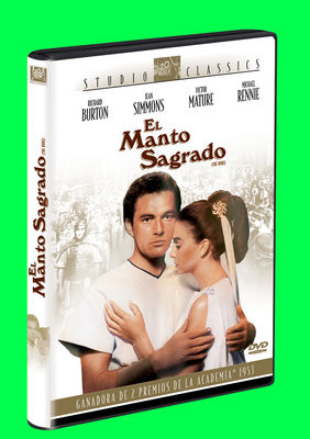 el manto sagrado DVD