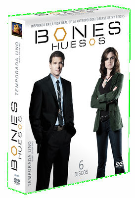 BONES - SEASON 1 (PILOT; EPISODES 1 - 21) DVD
