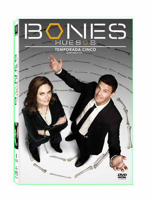 BONES - SEASON 5 (22 EPISODES) DVD