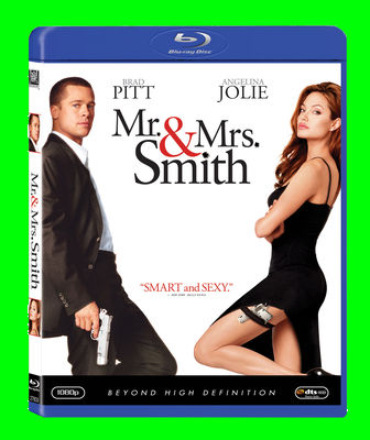 Sr. y Sra. Smith (Blu-ray)