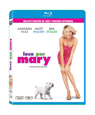LOCO POR MARY Blu-Ray