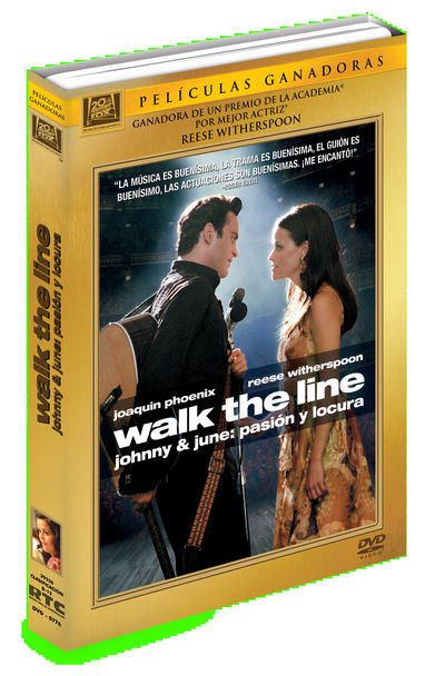 Johnny & June: Pasión y Locura (DVD)