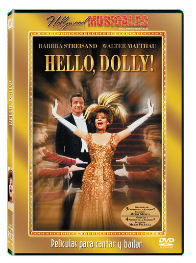 HOLLYWOOD MUSICALES: HELLO, DOLLY! DVD