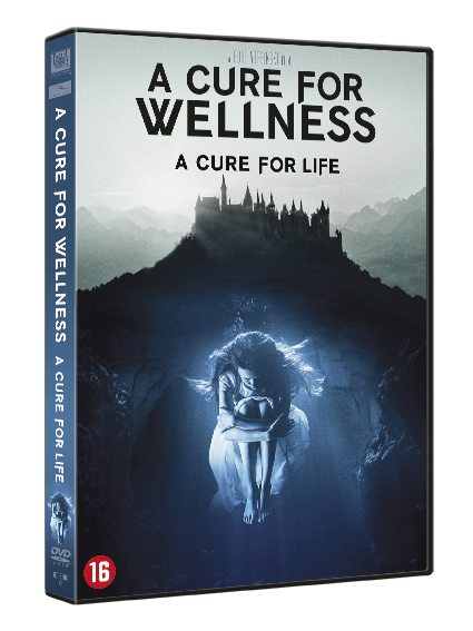 Cure for wellness dvd
