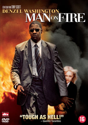 Man on fire (DVD) DVD