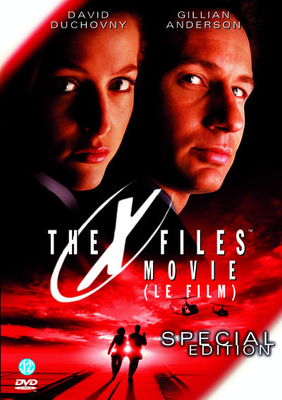 X-Files Le Film (DVD)