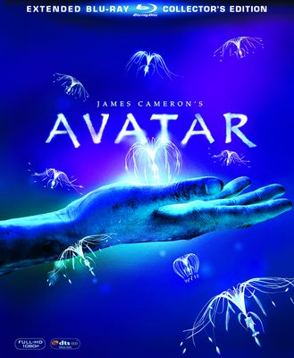 AVATAR ULTIMATE EDITION (Blu-Ray)