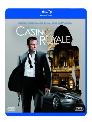 CASINO ROYALE 2006 (Blu-Ray)