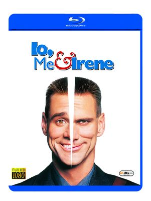 ME, MYSELF AND IRENE  (Blu-Ray)