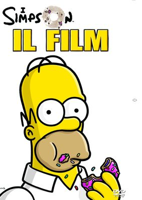 SIMPSONS MOVIE, THE (2007) (DVD)
