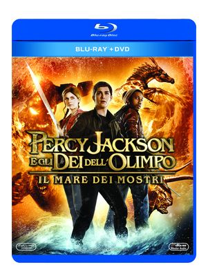 PERCY JACKSON: SEA OF MONSTERS (2013) (Blu-Ray)