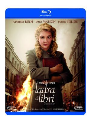 BOOK THIEF, THE (2014) (Blu-Ray)