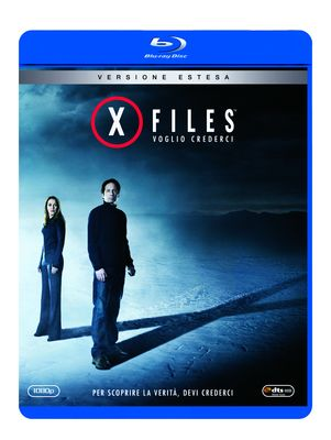 X-FILES: THE MOVIE 2 (EXTENDED DIRECTOR'S CUT) (Blu-Ray)
