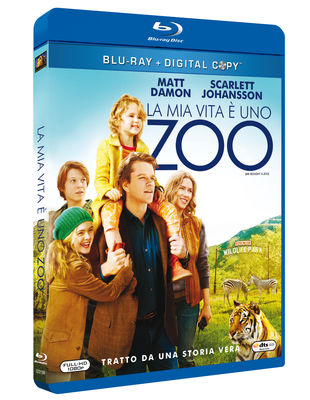 WE BOUGHT A ZOO (2012) (Blu-Ray)