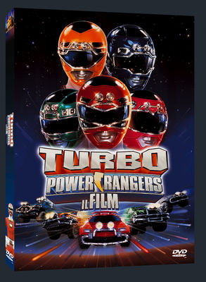 POWER RANGERS 2 (DVD)