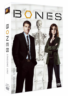 BONES - SEASON 1 (PILOT; EPISODES 1 - 21) (DVD)