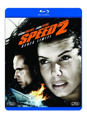 SPEED 2: CRUISE CONTROL (Blu-Ray)