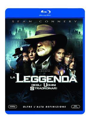 LEAGUE OF EXTRAORDINARY GENTLEMEN, THE (Blu-Ray)