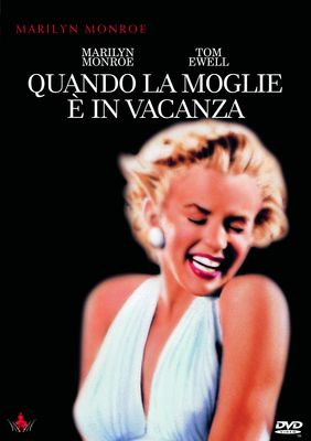 SEVEN YEAR ITCH, THE (DVD)